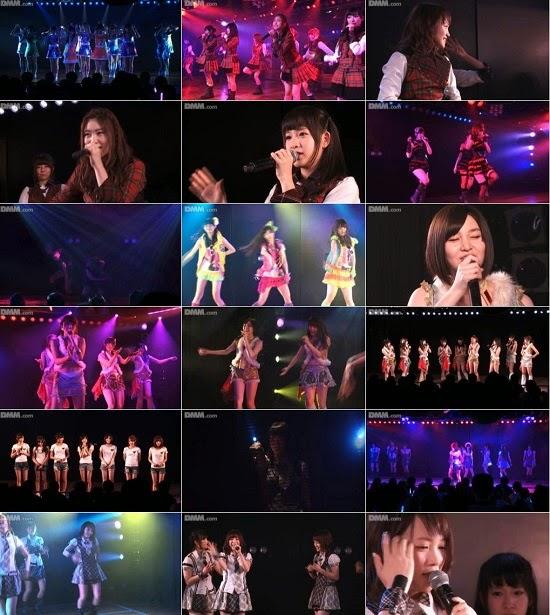 "(LIVE)(公演) AKB48 チームA ""恋愛禁止条例"" 川栄李奈の生誕祭 150224"