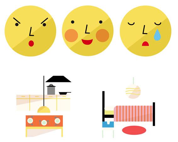Emoticonos de IKEA