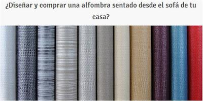 Comprar alfombras.
