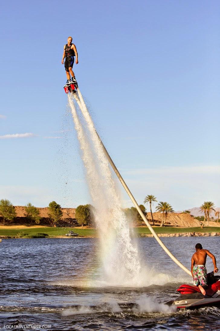 Flyboard Las Vegas // Flyboard Rental.