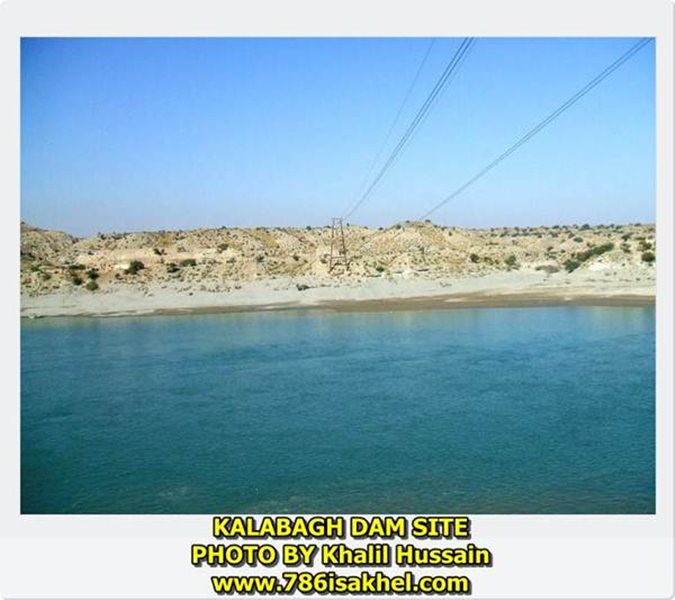THE KALABAGH DAM