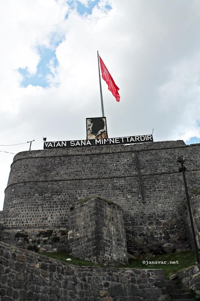 Castle, Kars, Turkey