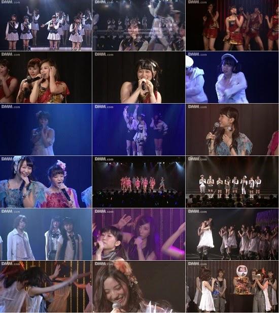"(LIVE)(公演) NMB48 チームBII ""逆上がり"" 井尻晏菜の生誕祭 150128"