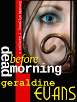 Geraldine Evans's Books - BESTSELLER ON KINDLE! - DeadBeforeMorningCover 12804