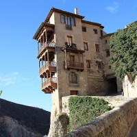 Cuenca, Spain: Home of Sora no Woto