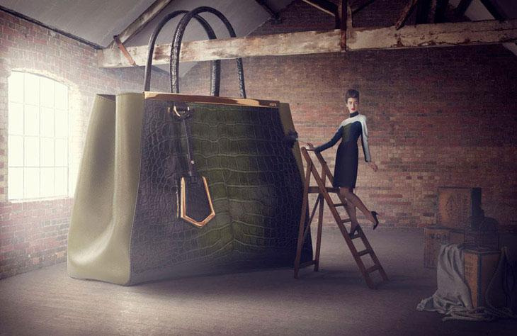 #英國 Harrods百貨公司:The Big Bag Theory 抓住女人的心! 2