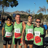 XXVIII Media Maratón Villa de Aspe (22-Diciembre-2013)