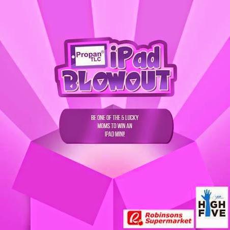 Propan TLC iPad Blowout Official Promo