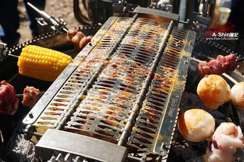 烤肉架-夯伯燒烤萬用爐