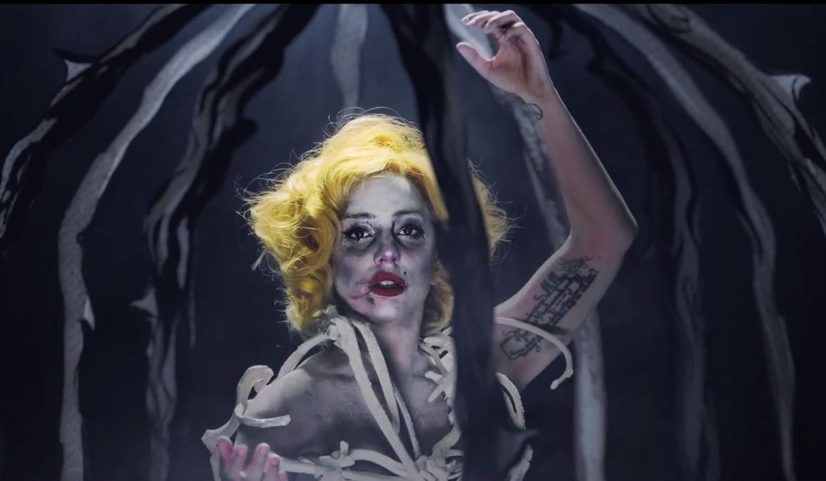 *猶如「維納斯的誕生」:Lady Gaga 即將重生於掌聲之中! 1