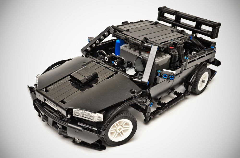 Lego Technic WRX   LEGO Technic  Mindstorms   Model Team     22 jpg
