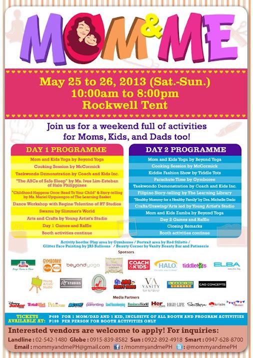 Mom & Me Event 2013