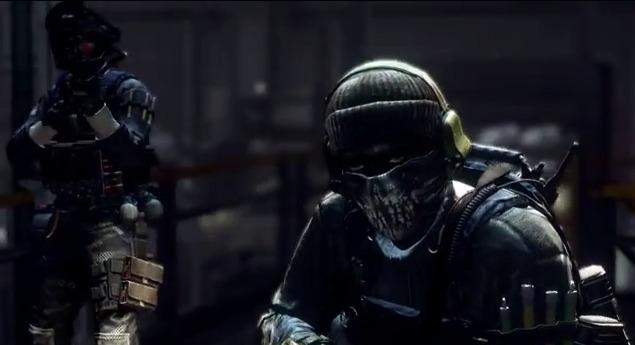 #驚險刺激的太空大戰:Call of Duty「Ghosts」Single Player Campaign! 3