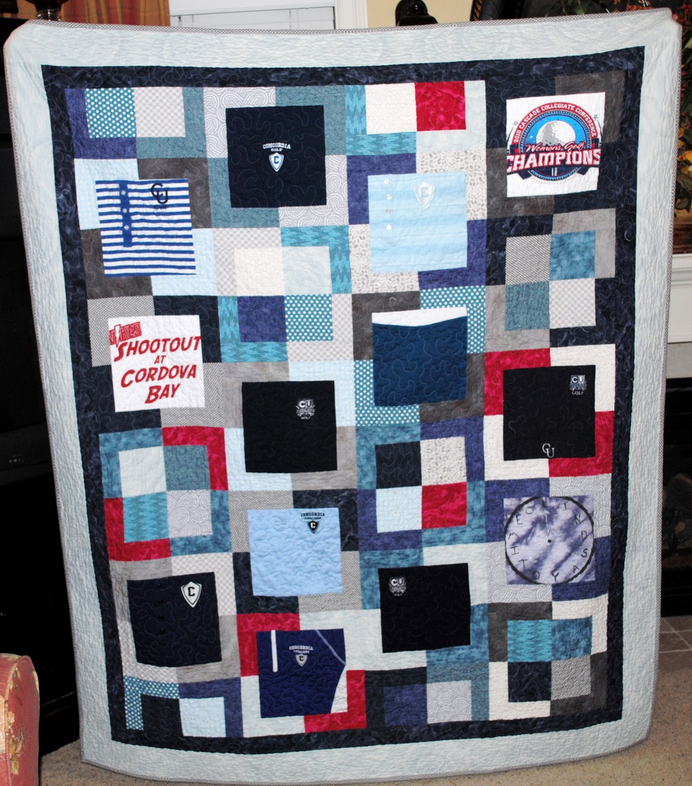 Making Memory Quilts Clothing