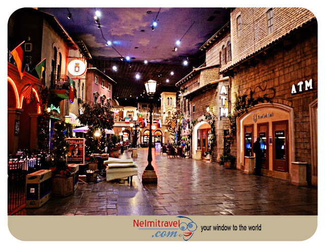 Montecasino in Fourways South Africa is a world class entertainment centre and casino