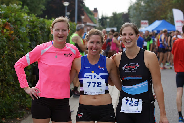 podium dames was vooraf al bekend
