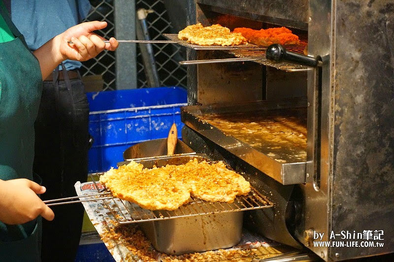 紐澳良燒烤雞排6