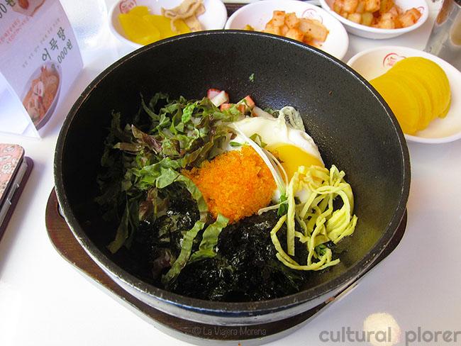 Bibimbap Alchon Seoul