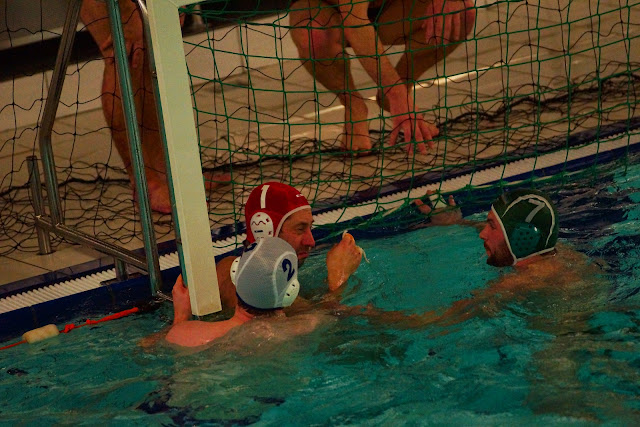 Ronald Verbeke, waterpolo Roeselare