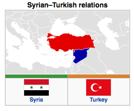 Syria - Turkey Relations