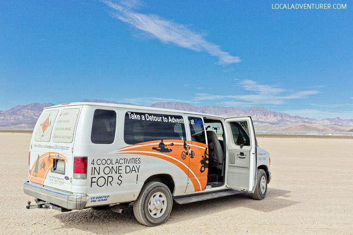 ATV Tours with DeTour Vegas // Best Things to Do in Las Vegas.