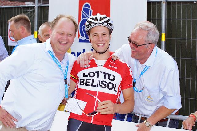 Filip Beerland, Rob Leemans en Paul Deroo