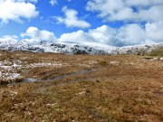It was really boggy on the way to Calf Crag