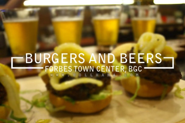 burgers and brewskies bgc forbes town center