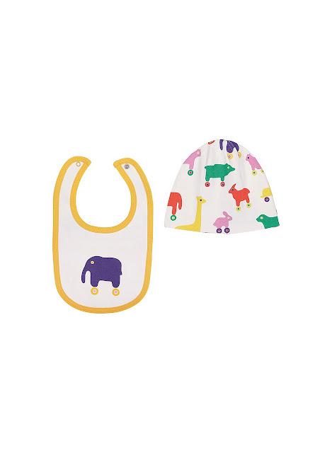 #marimekko 趣味幾何拼接服飾:大人小孩一起穿新衣過新年 6