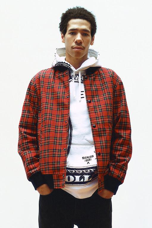 *2013 秋冬潮流趨勢:Supreme讓你擁有極具特色的個人復古混搭風格! 16