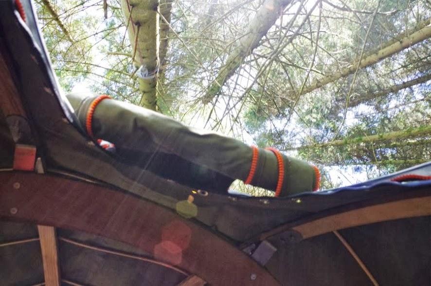 * Tree tents:森林綠漂浮 2