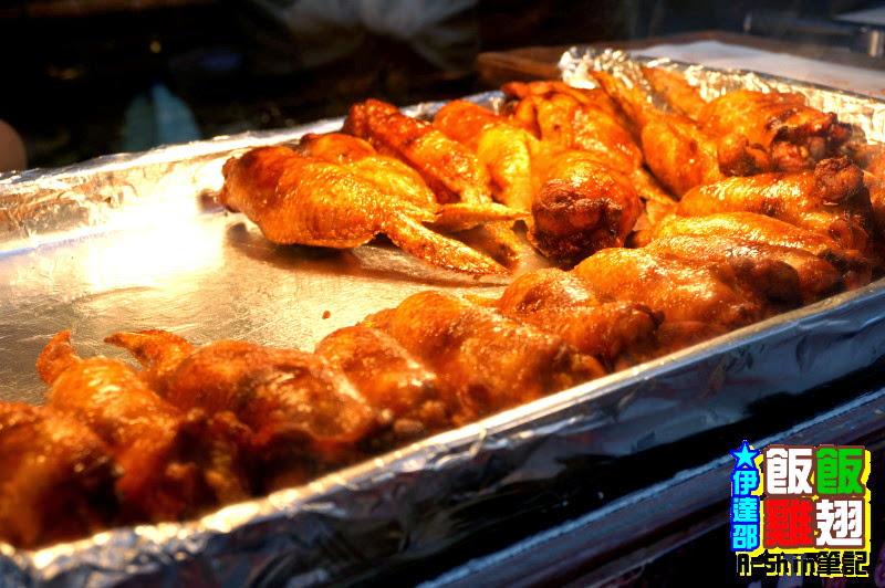 飯飯雞翅 全台創始店!師父說不可外傳的飯店料理:飯飯雞翅。