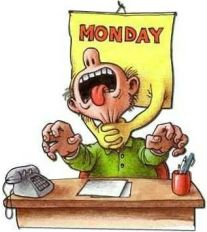 I like monday - Catatan Awal Tahun 2012