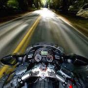 Сон ездить на мотоцикле за рулем девушке. К чему снится мотоцикл. К чему снится ехать на мотоцикле
