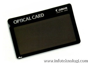 Drive optical buatan Canon di masa lalu
