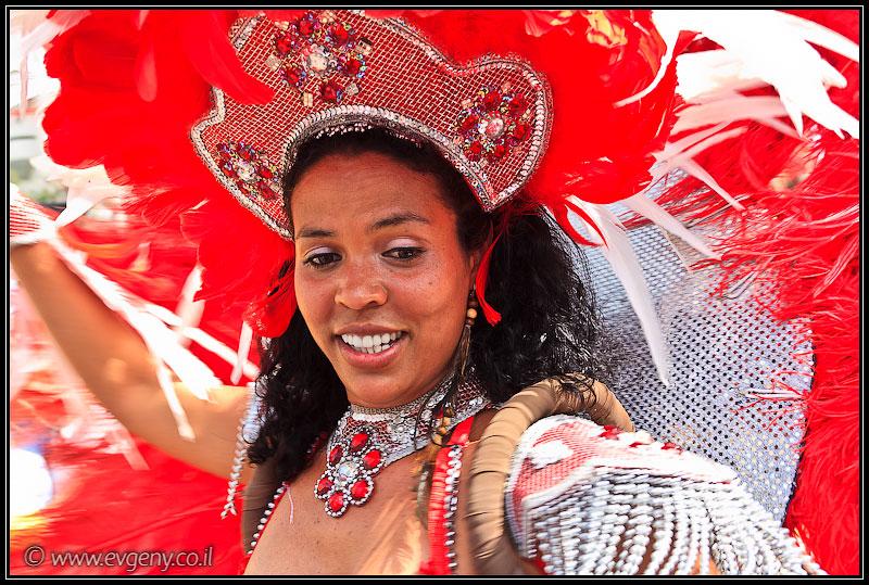 Фото: Тель Авив: О, Рио Рио - Бразильский карнавал на площади Дизенгофф