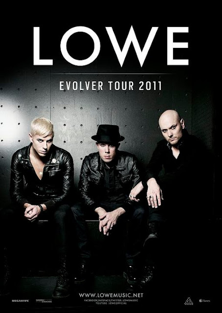 LOWE - Evolver tour