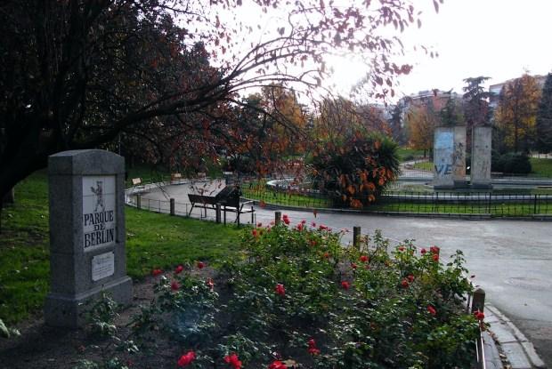 Parque Berlín, Madrid