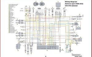 Free 2004 Arctic Cat 400 Wiring Diagram ATVConnection Com