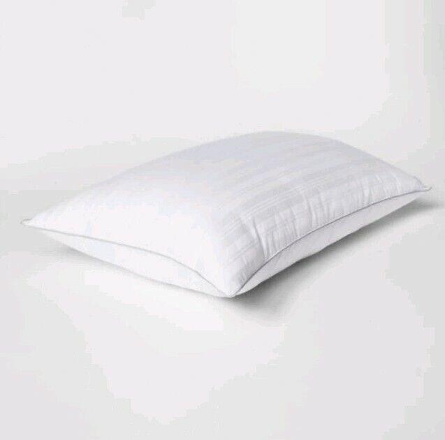 medium firm pillow