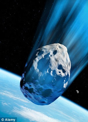 People and Places: 2011 MD misses Earth: Asteroid hurtles ...