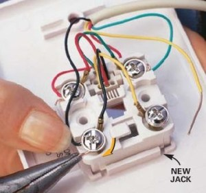 Residential Telephone Wiring Basics | all about wiring diagram