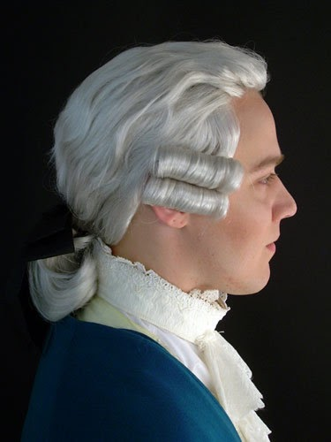 Mens Hairstyles 18th Century Popular Haircuts