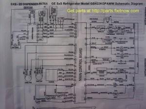 electrical diagram ge refrigerator ~ Circuit Diagrams