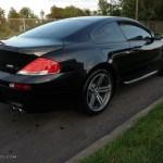 2007 Bmw M6 Black Thxsiempre