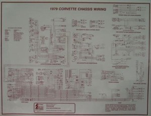 1979 Corvette Wiring Diagram