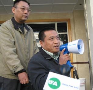 """中國茉莉花革命: 中國大學女副教授 在美國了解到""""六四""""真相 表示要重新認識中共"""