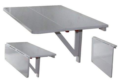 table pliante bois blogger