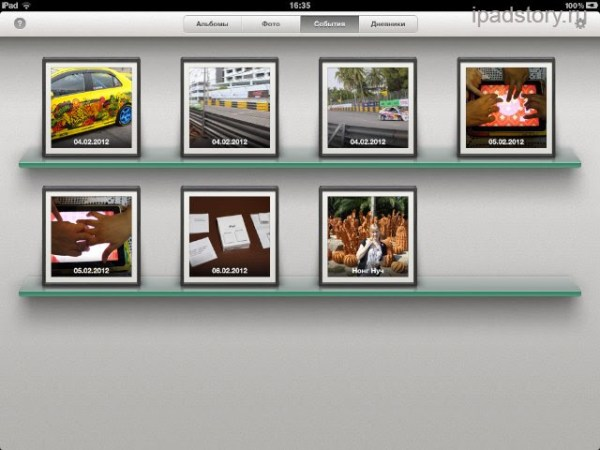 Господин ПЖ: iPhoto на iPad