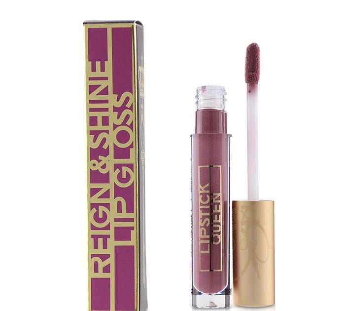 【限時商品購買折扣】Lipstick Queen 唇蜜Reign & Shine Lip Gloss - # Mistress Of Mauve (Mauve) 2.8ml/0.09oz